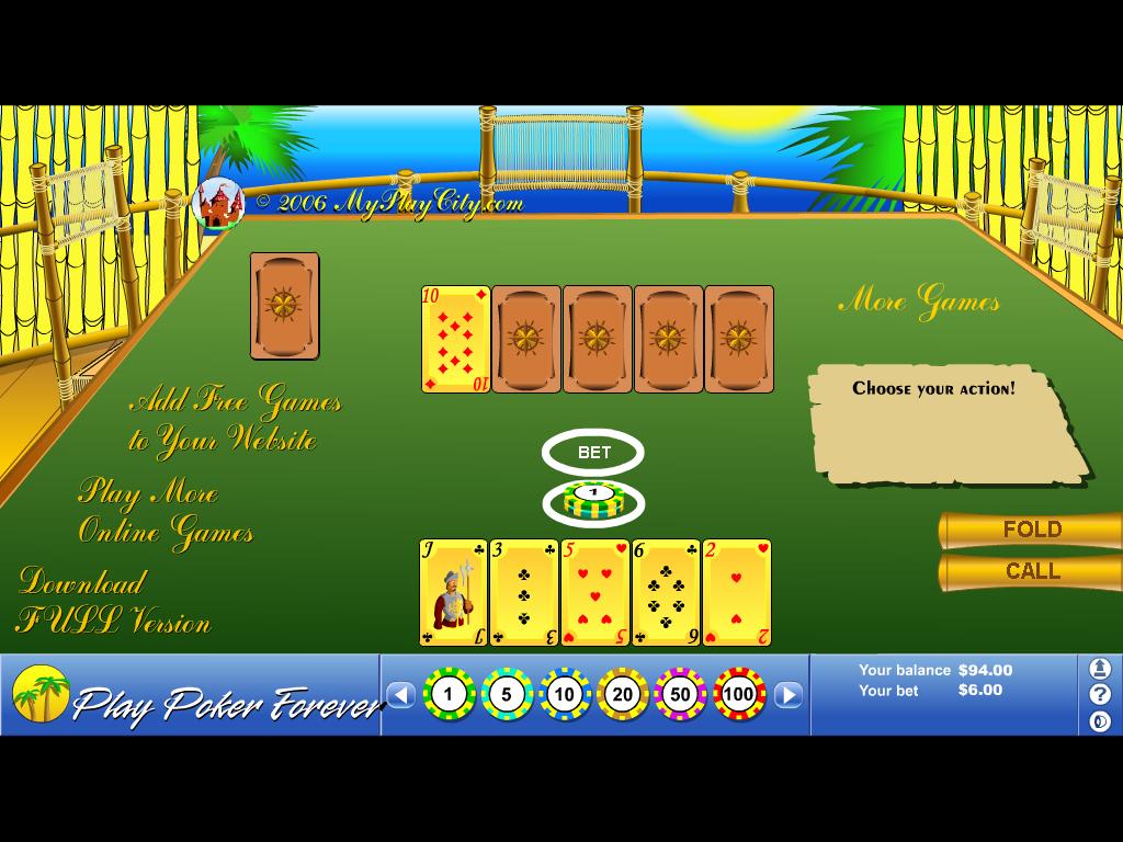 Amžinasis pokeris