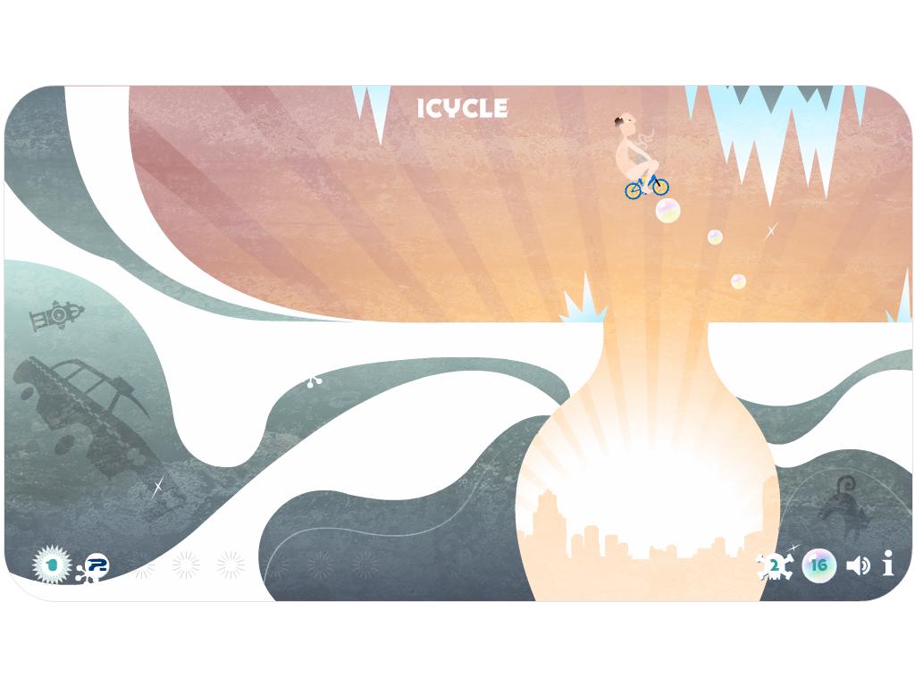 Antarktidos dviratininkas