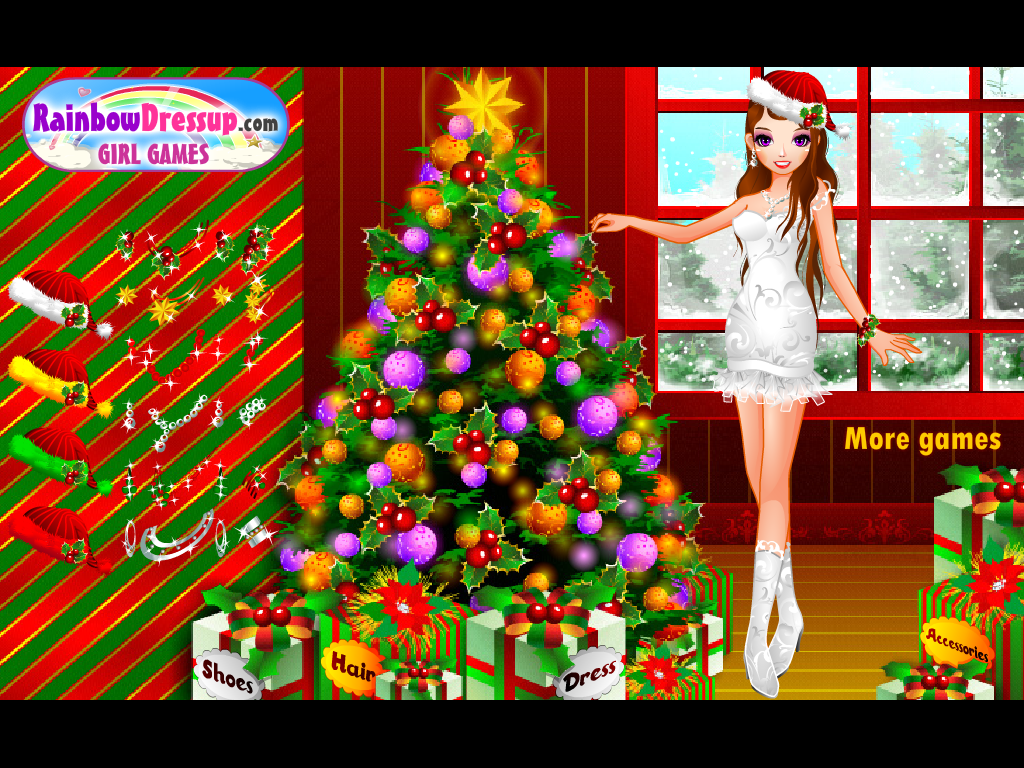 Aprenk Kalėdų mergaitę