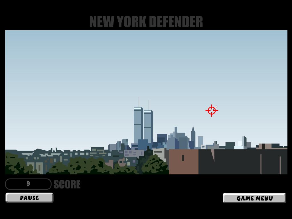 Apsaugok Niujorką nuo teroristų