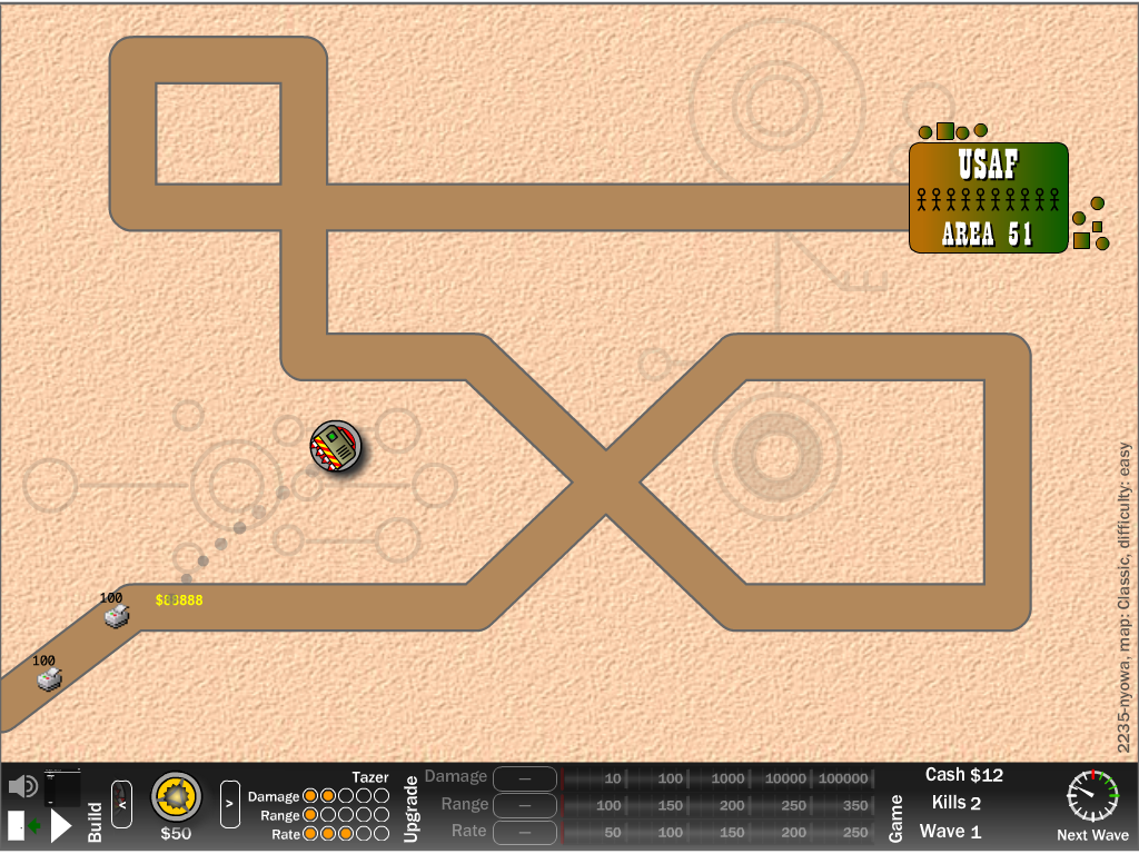 Ataka labirinte