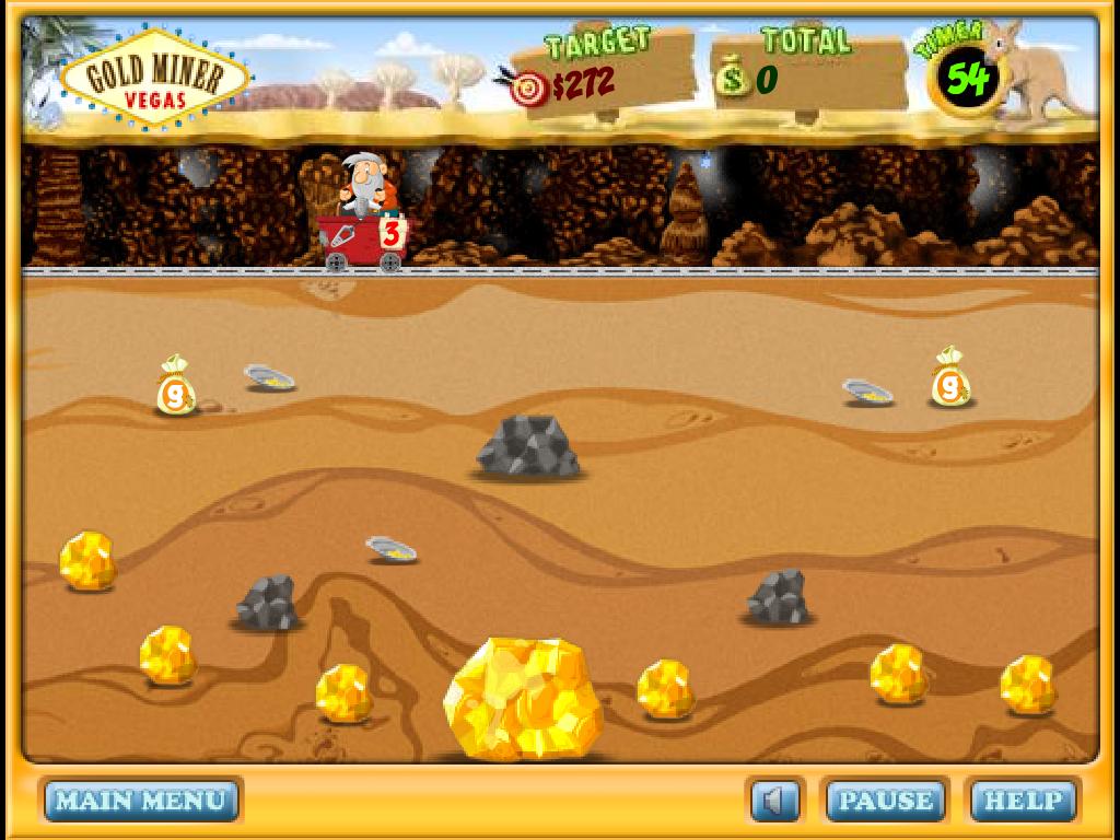 Aukso kasykla Vegas
