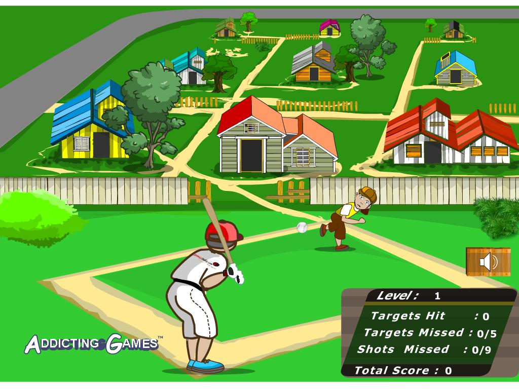 Beisbolo chaosas