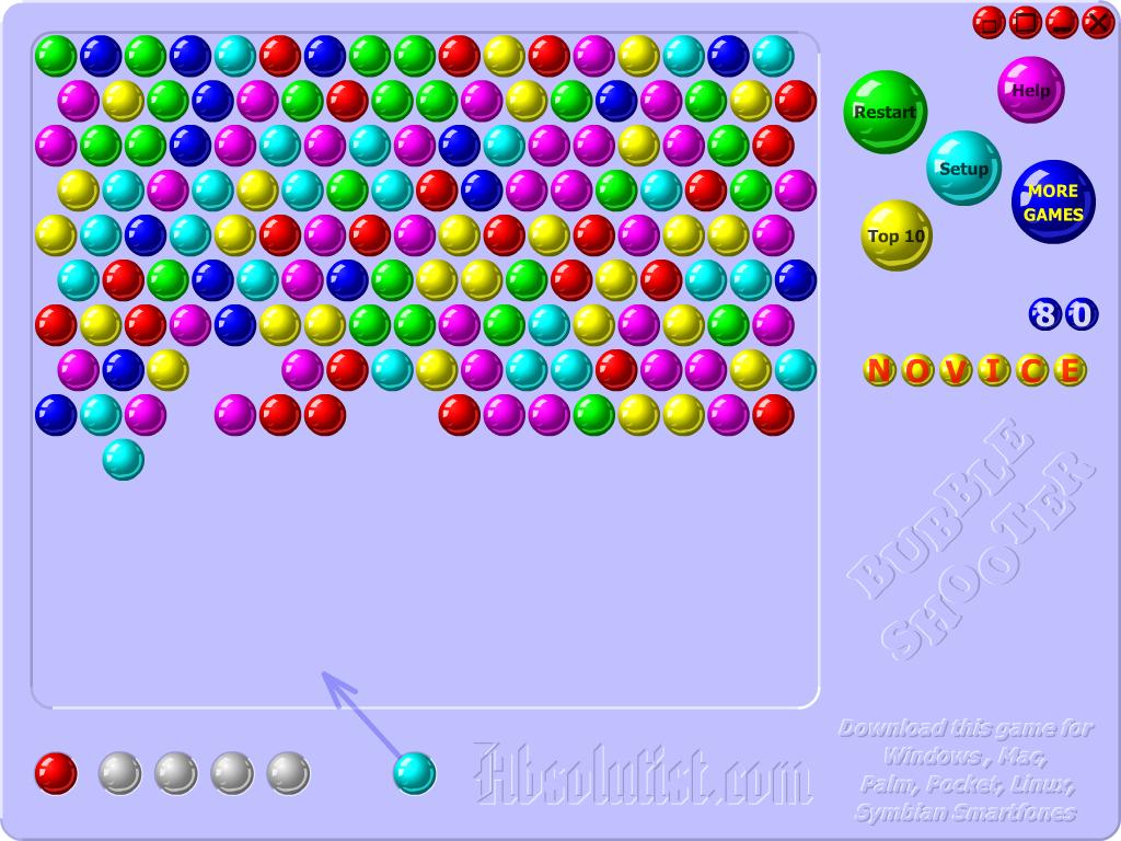 Burbuliukai rutuliukai