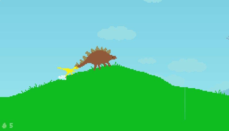 Dinozaurų siaubas meteoritai