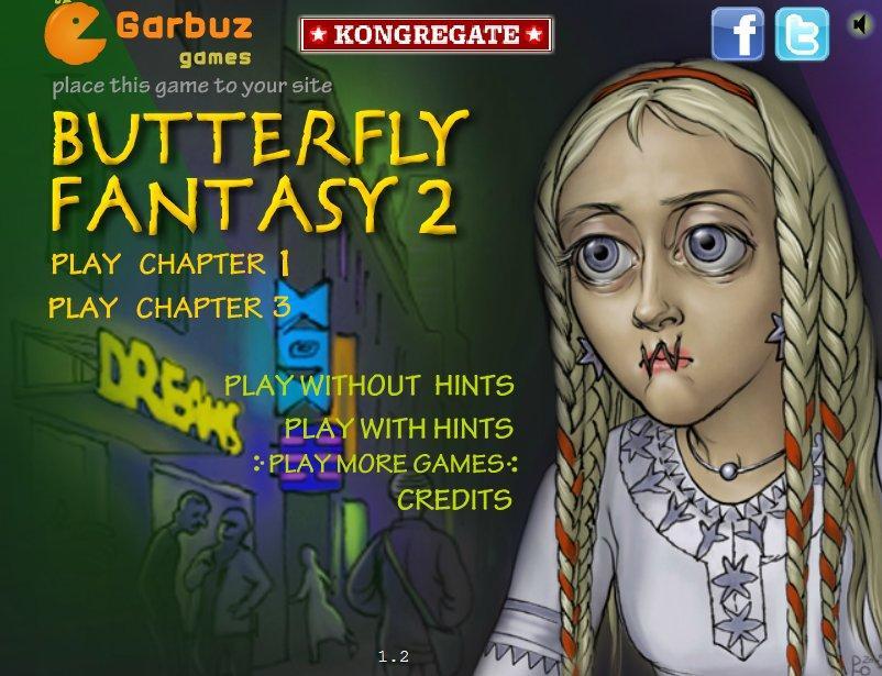 Drugelio fantazija 2