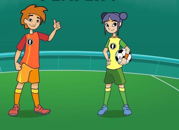 Futbolas vienas prieš vieną