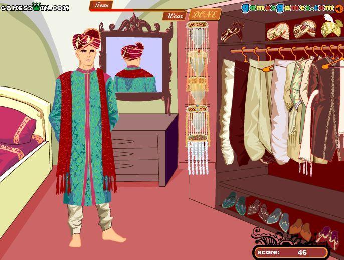 Indai jaunavedžiai renkasi rūbus