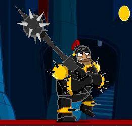 Juodasis vikingas