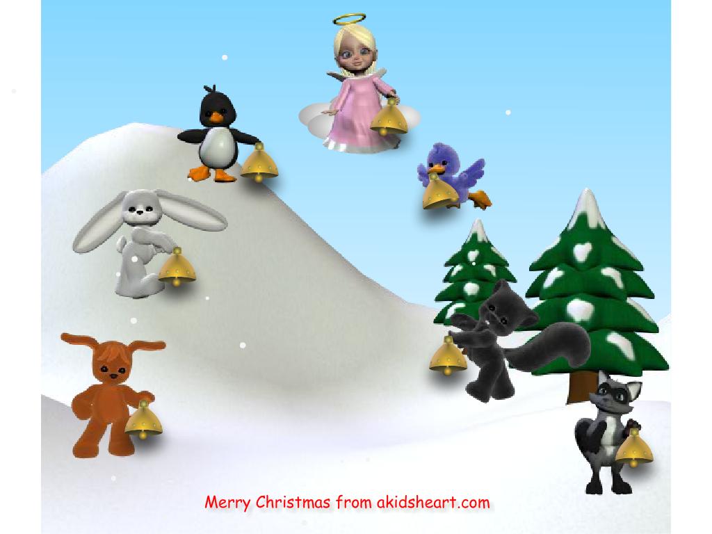 Kalėdų skambučiai vaikams