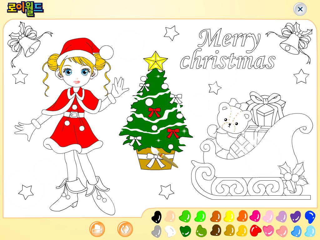 Kalėdų spalvos