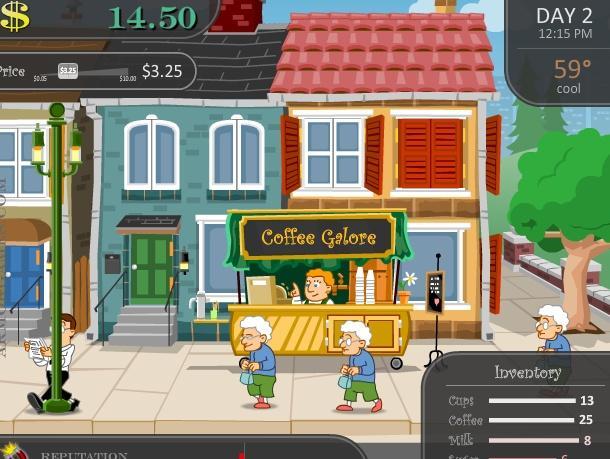 Kavos parduotuvė