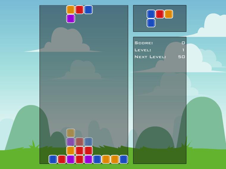 Kitoks Tetris
