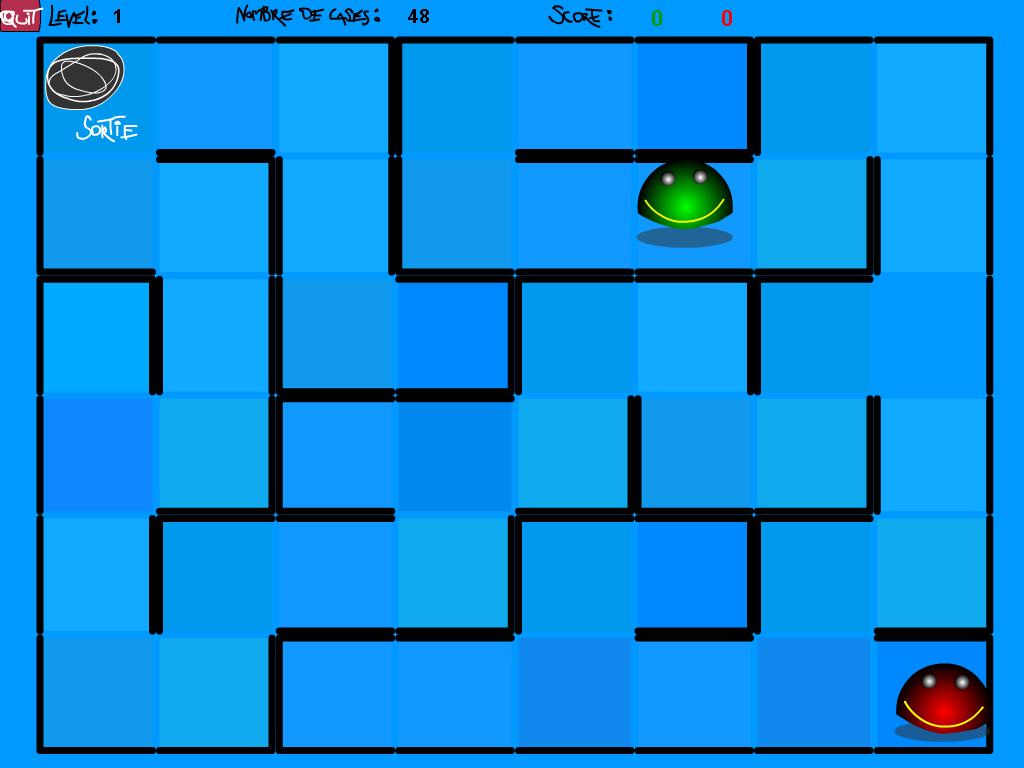 Labirintų varžybos