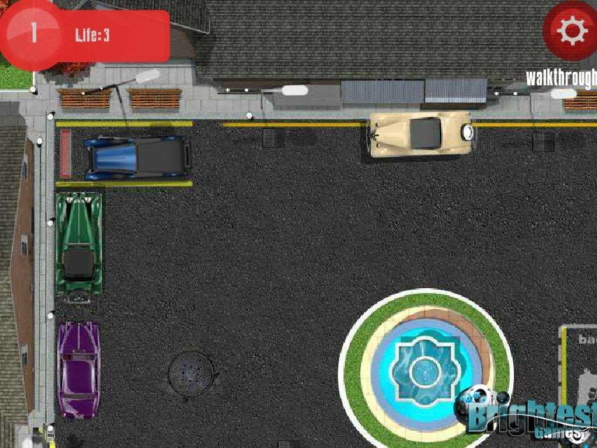 Mafijos automobilių parkingas