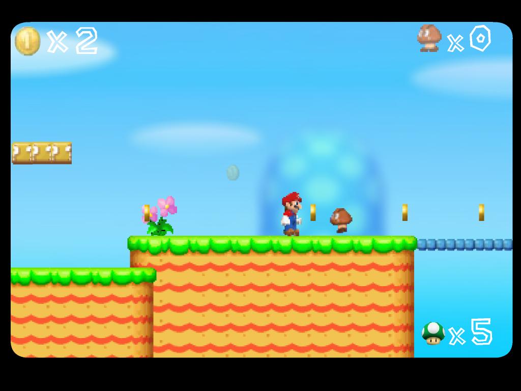Mario nuotykiai