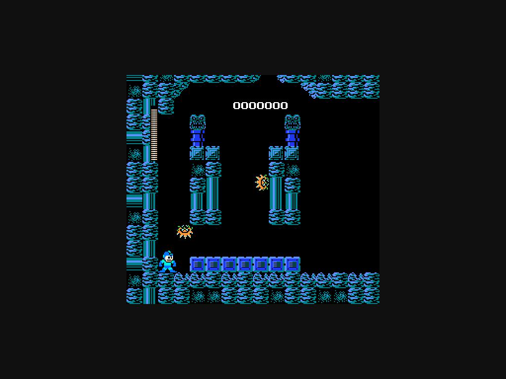 Megamenas prieš metroidą