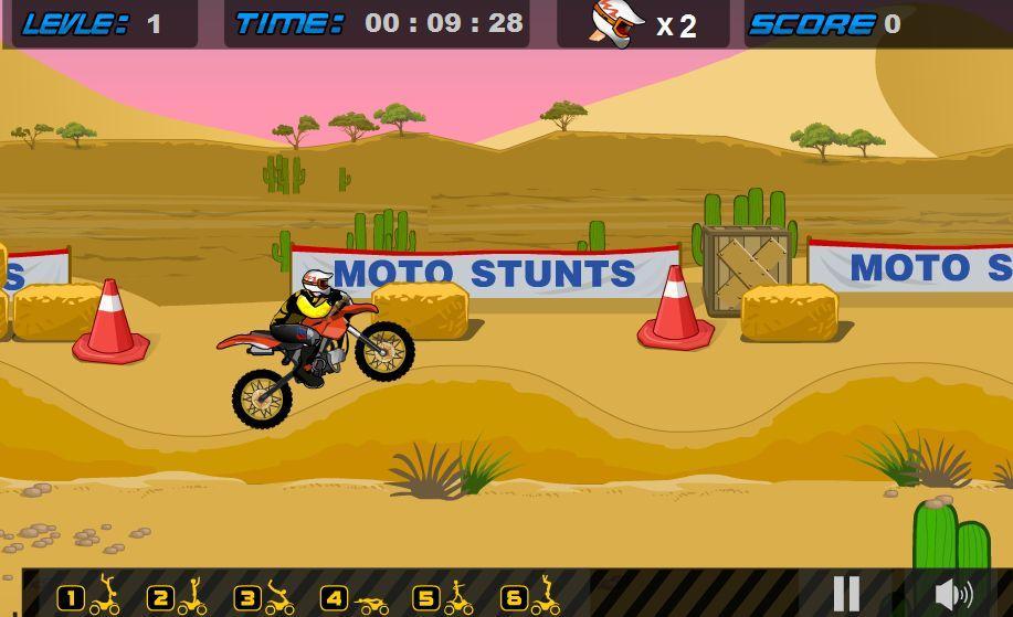 Motociklų ralis