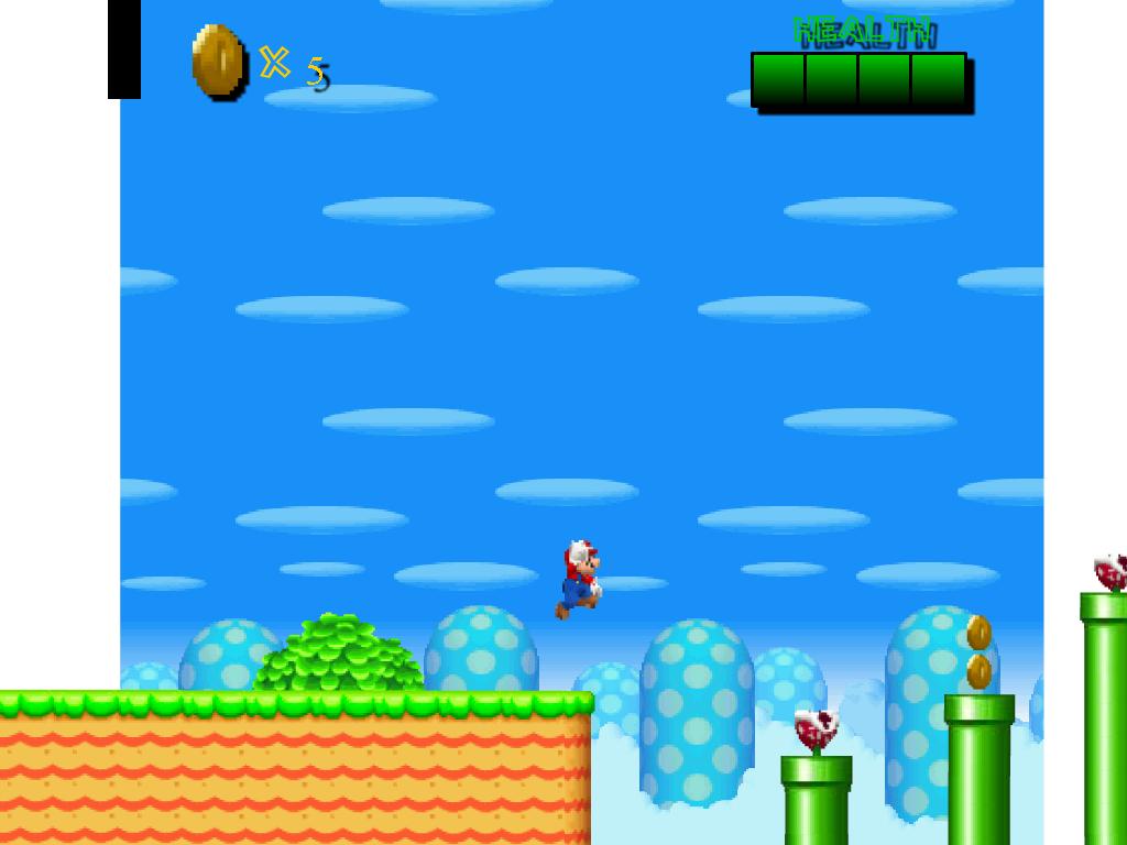 Naujas Mario pasaulis