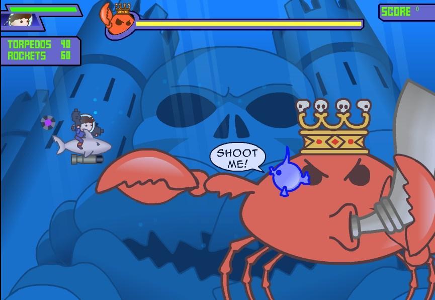 Nugalėk krabą
