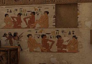 Pabėk iš faraono kapo