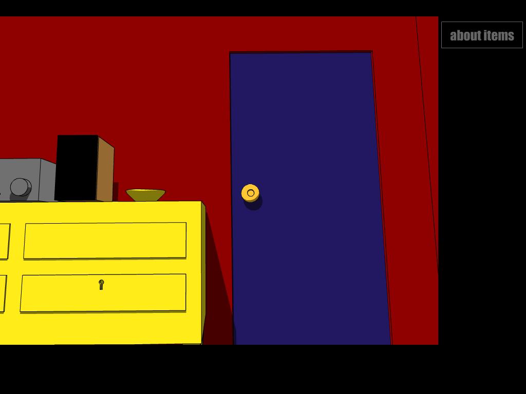 Pabėk iš raudonojo kambario