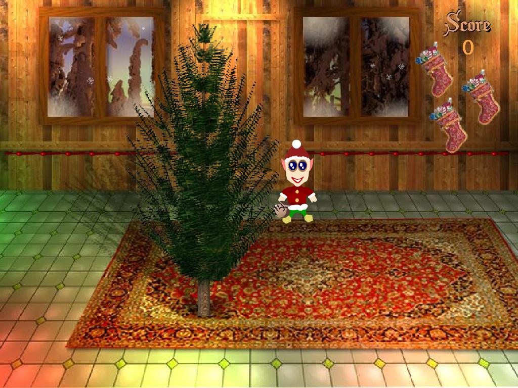 Papuošk Kalėdų eglutę