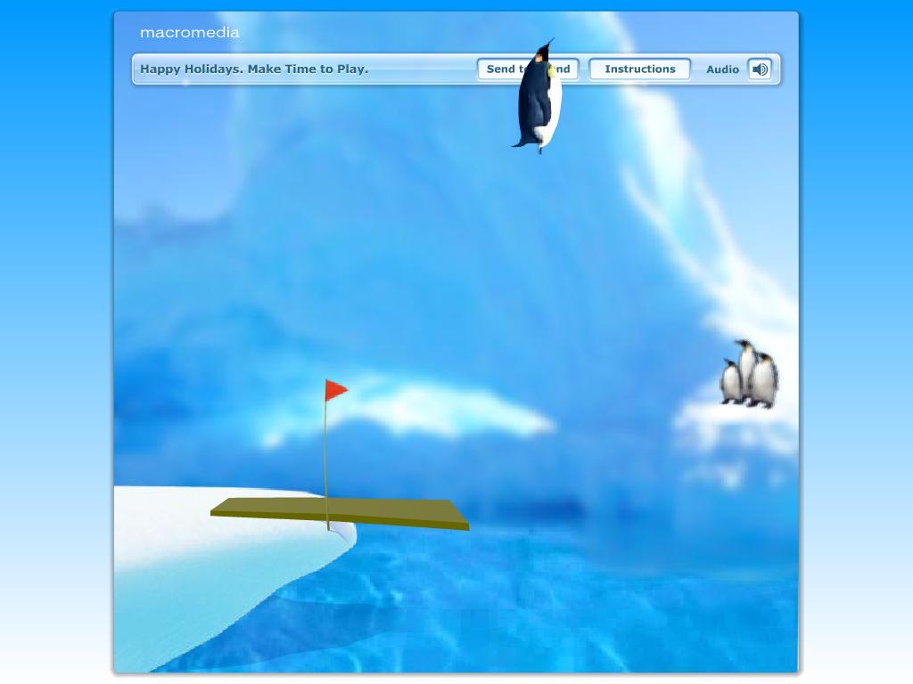 Pingvinų tramplynas