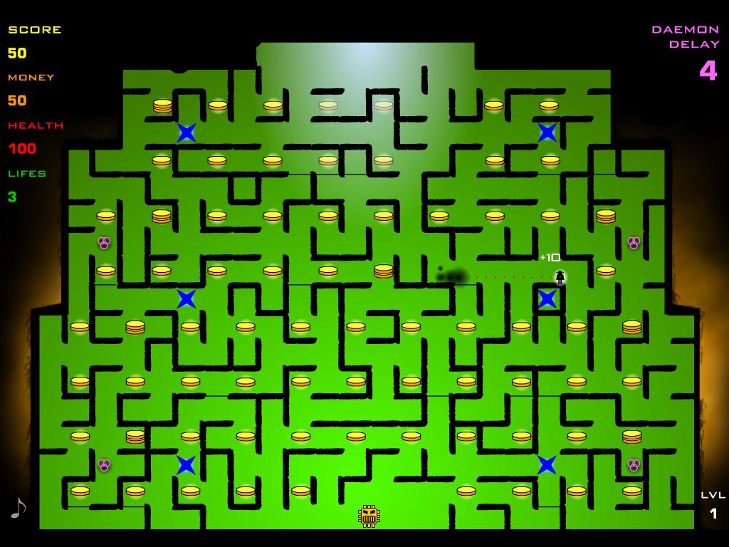Piramidžių labirintai
