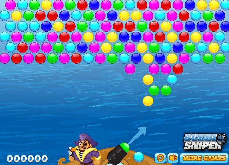 Piratų burbuliukai