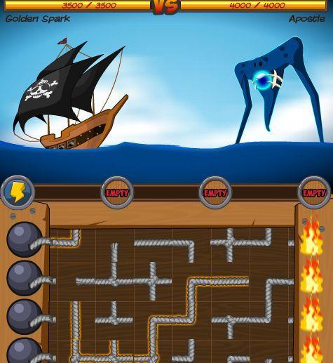 Piratų laivai