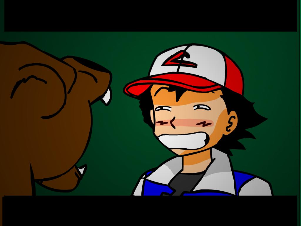 Pokemono siaubo filmas