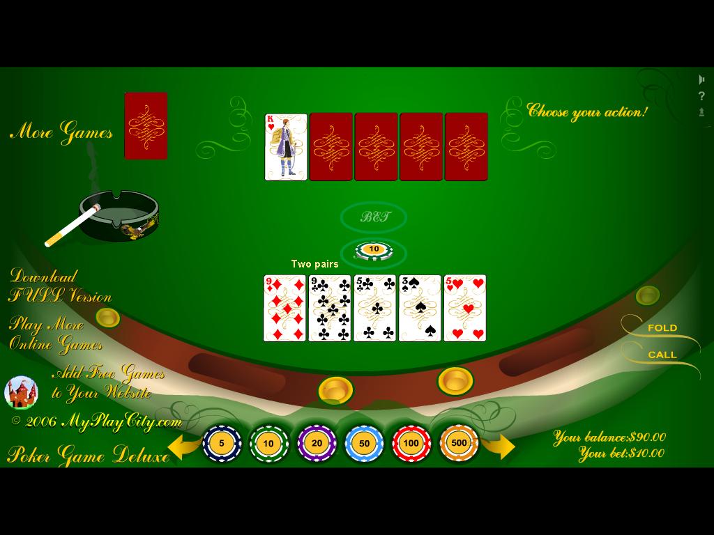 Pokerio stalas