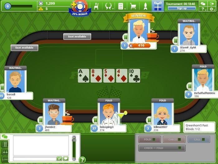 Pokerio turnyras