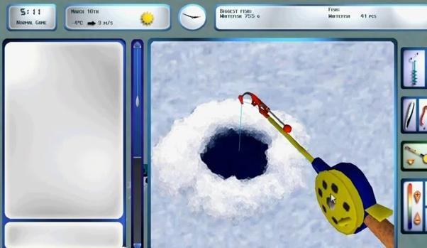 Pro Pilkki - žvejyba ant ledo