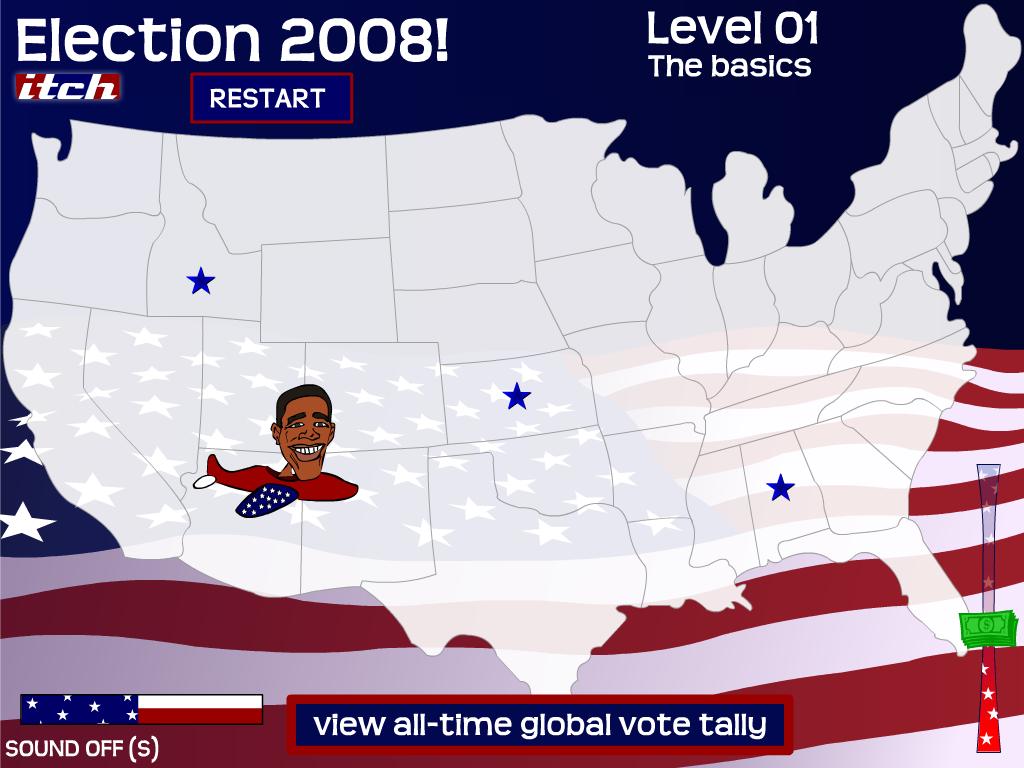 Rinkimai: Obama ar Makeinas?