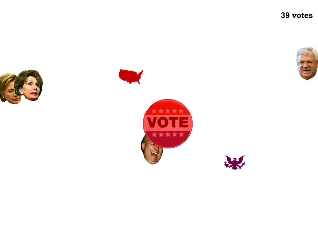Rinkimų kamuoliai
