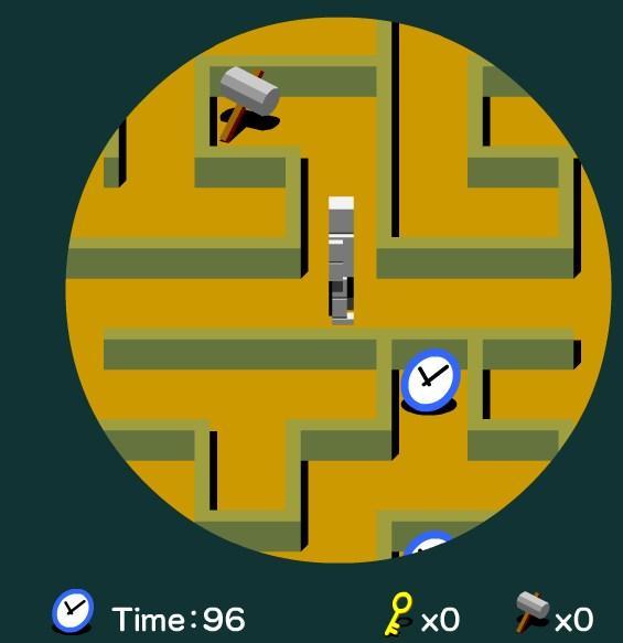 Robotas labirinte