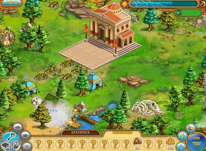 Romėnų miestas