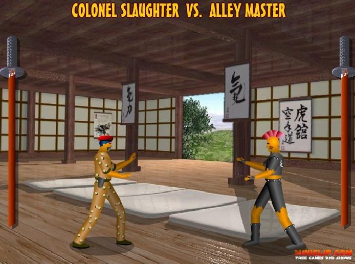 Samurajų muštynės