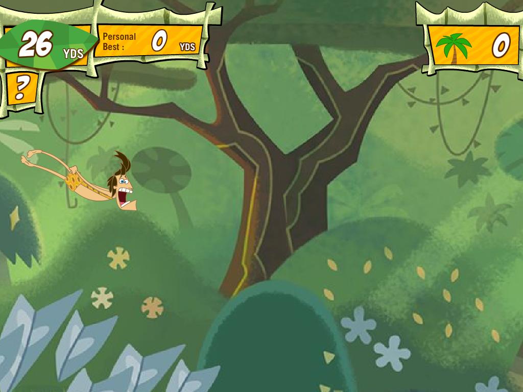 Skraidantis Tarzanas