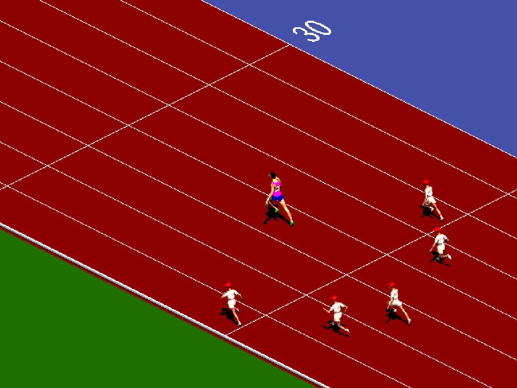 Sprintas - kas greičiau atbėgs?