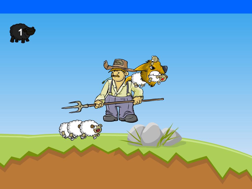 Šuo ėda avis