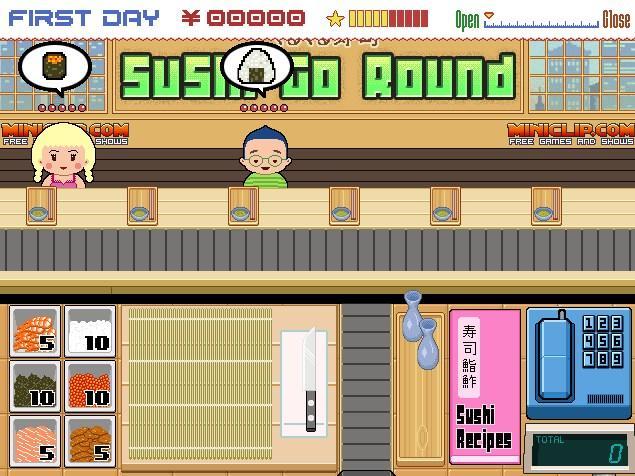 Suši restoranas