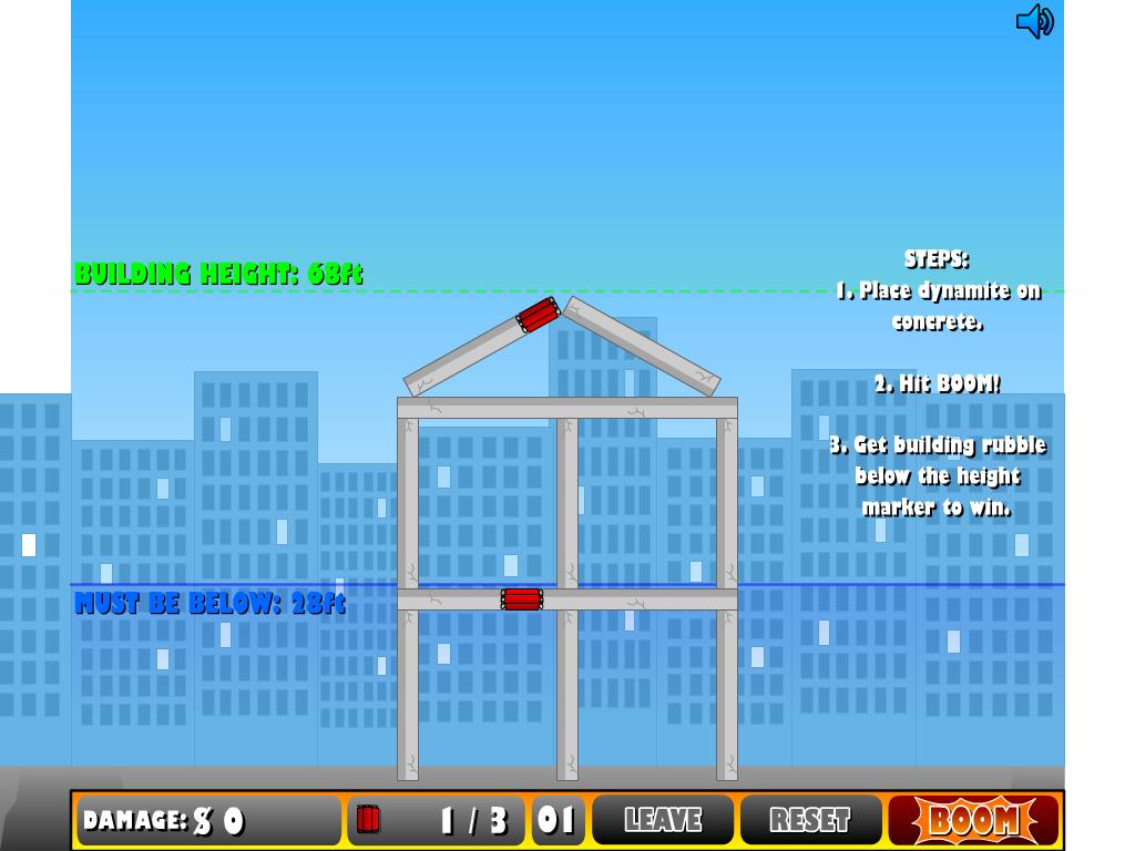 Susprogdink pastatą
