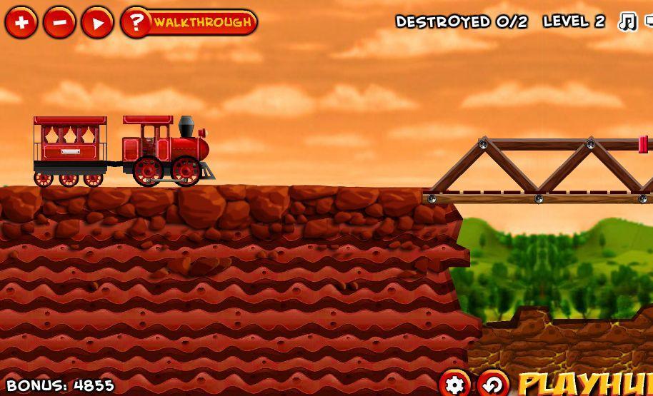Susprogdink traukinį