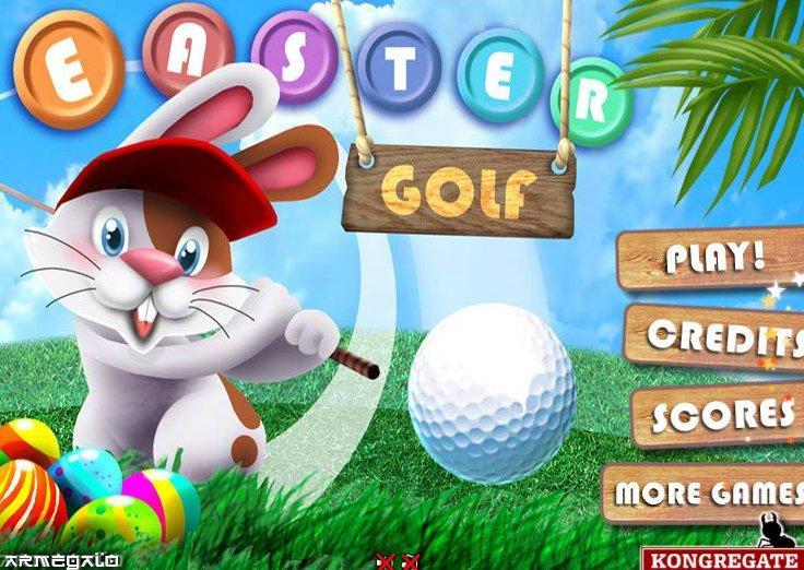 Velykų golfas