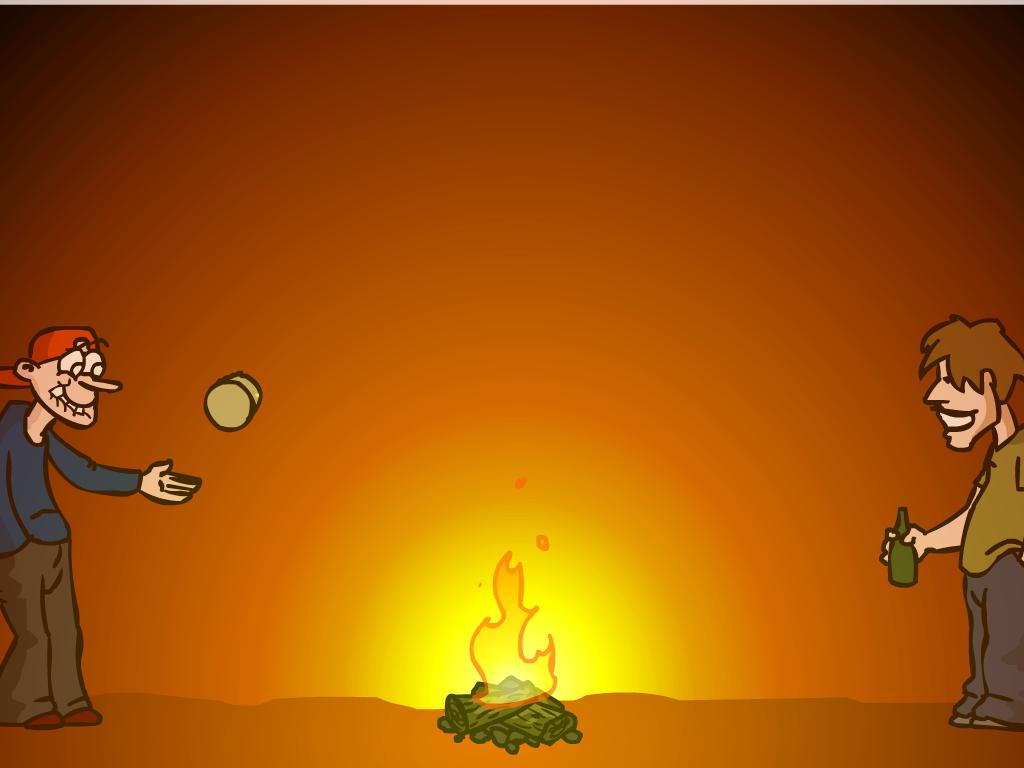 Žaidimas su ugnimi