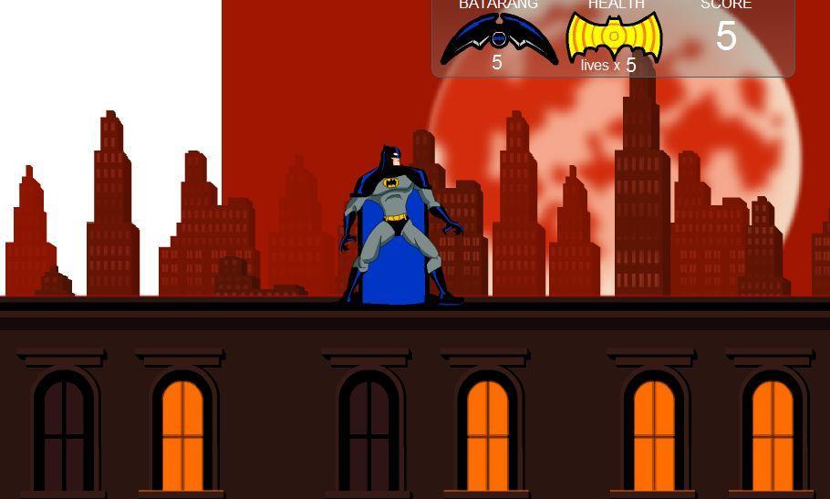 Žmogus šikšnosparnis Batman