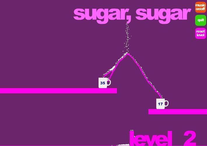 Cukrus ir puodukai